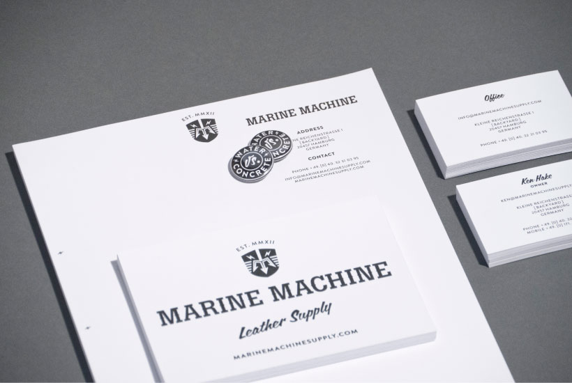 Marine Machine